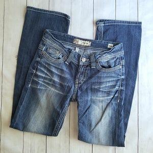 BKE Payton Bootcut Denim Jeans